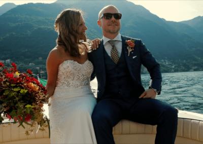 Emily & Jeff / Lake Como / Italy
