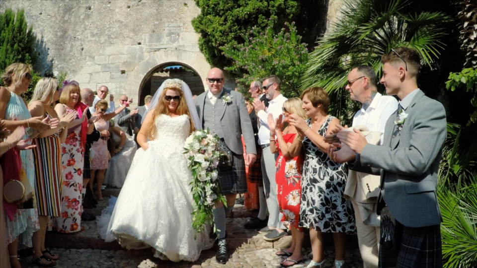 Gemma & Gordon / Lake Garda / Italy