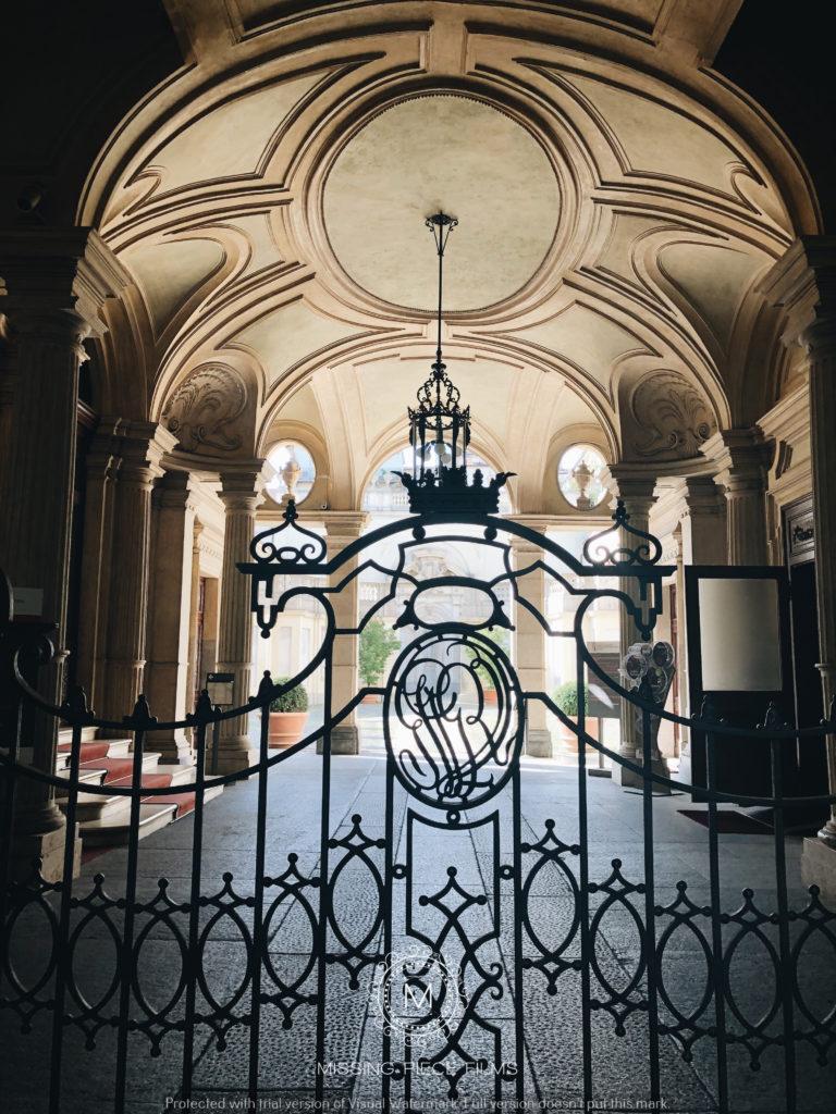 Turin City - wedding video shoot