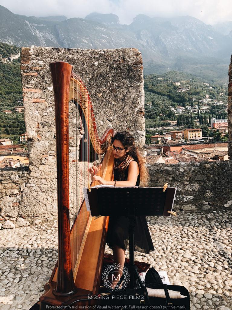 Best wedding film on Lake Garda